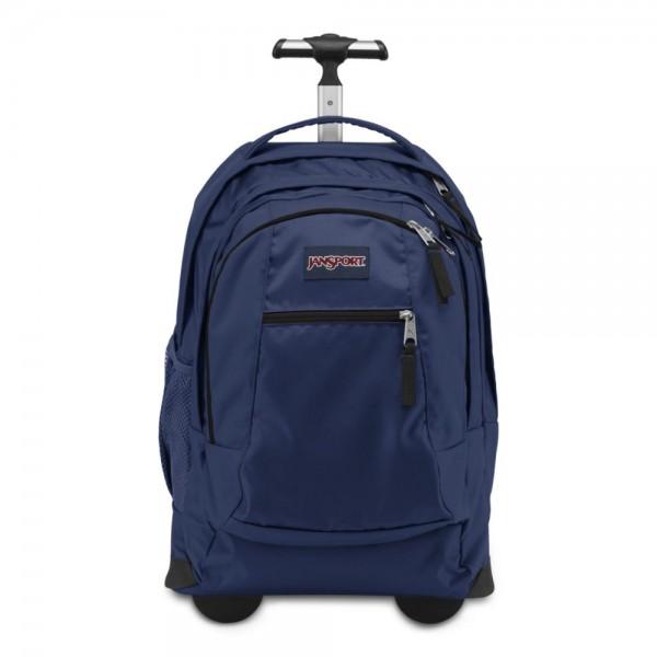 JanSport Driver 8 Rolling Backpack Navy