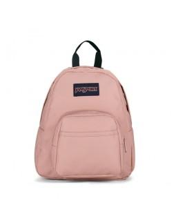 JanSport Half Pint Mini Backpack Misty Rose