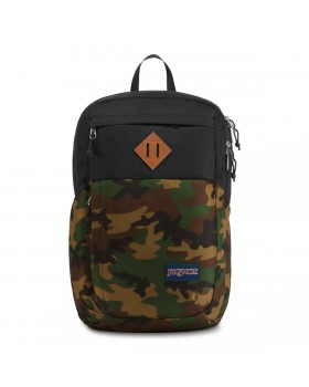 JanSport Fremont Backpack Camo/Black Diamond