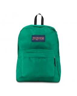 JanSport Superbreak Backpack Varsity Green