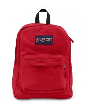 JanSport Superbreak Backpack Red Tape