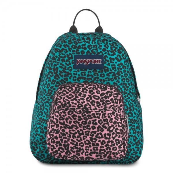 JanSport Half Pint Mini Backpack Peacock Blue