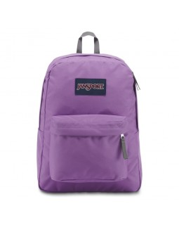 JanSport Superbreak Backpack Vivid Lilac Purple