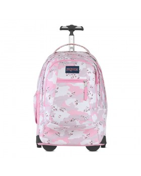 JanSport Driver 8 Rolling Backpack Camo Crush