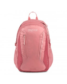 JanSport Women's Agave Daypack Mauve Glow/Slate Rose