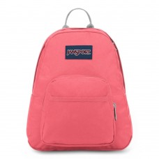 JanSport Half Pint Mini Backpack Strawberry Pink