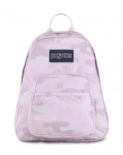 JanSport Half Pint Mini Backpack Cotton Candy Camo
