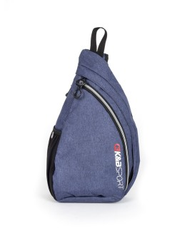 KGB Sport Travel Bag Boarding Sling Bag Blue