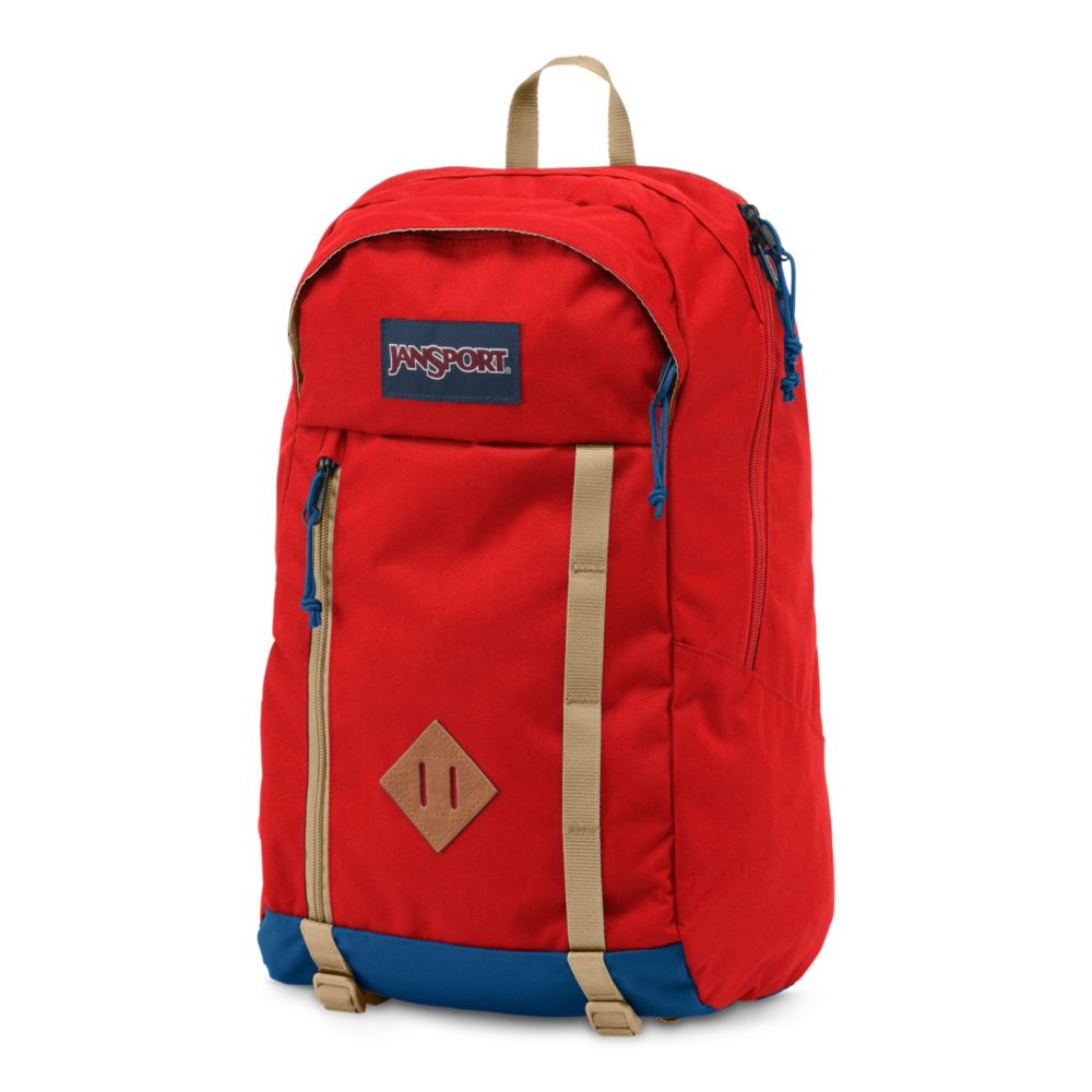 e099ac9c8d JanSport Foxhole Backpack Red Tape • Backpacks for School • Handbags ...