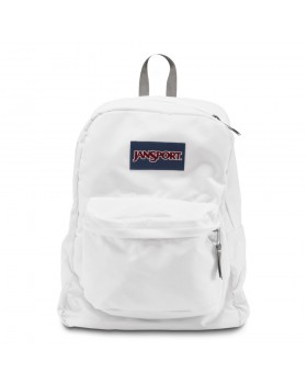 JanSport Superbreak Backpack White