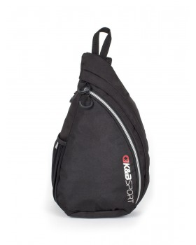KGB Sport Travel Bag Boarding Sling Bag Black