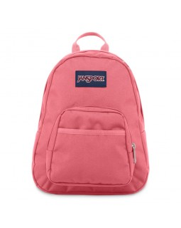 JanSport Half Pint Mini Backpack Slate Rose