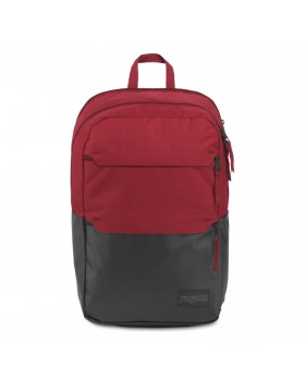 JanSport Ripley Backpack Viking Red Heathered 600D