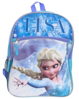 Disney Frozen Elsa School Backpack 15'' Full Size