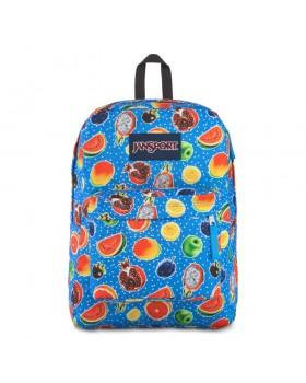 JanSport Superbreak Backpack The Fruit Is Fun