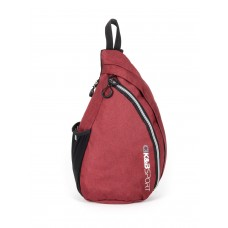 KGB Sport Travel Bag Boarding Sling Bag Red