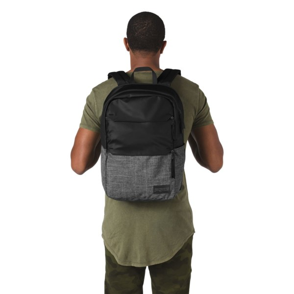 JanSport Ripley Backpack Heathered 600D