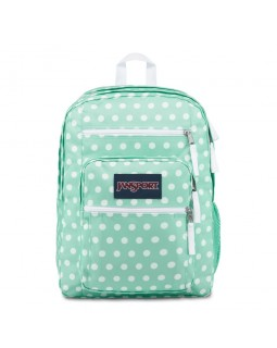 JanSport Big Student Backpack Cascade Polka Dot