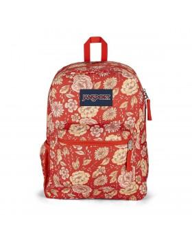 JanSport Cross Town Backpack Boho Floral