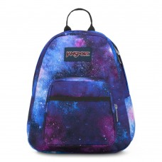 JanSport Half Pint Mini Backpack Deep Space Galaxy