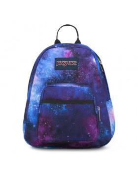 JanSport Half Pint Mini Backpack Deep Space Galaxy