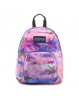 JanSport Half Pint Mini Backpack Palm Paradise