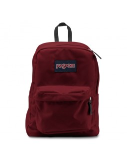 JanSport Superbreak Backpack Viking Red