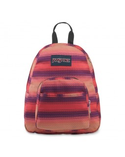JanSport Half Pint Mini Backpack Sunset Stripe
