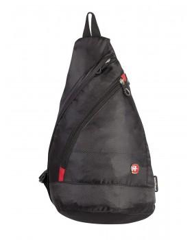 Swiss Gear Wenger Boarding Triangle Sling Bag RFID