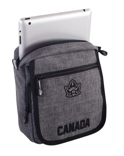"Roots 73 Travel Boarding Bag With RFID Up to 10"" Tablets"