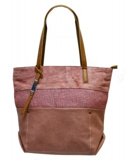KGB Shoulder Handbag Sheila Pink