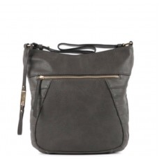 KGB Studio Large Hobo Bag Samantha Grey