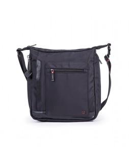 Hedgren Crossover Bag Zeppelin Revised External Black