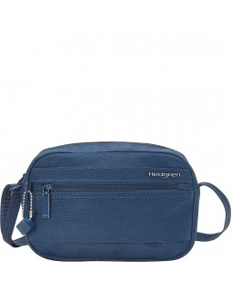 Hedgren Uno Small Horizontal Crossbody Bag Dark Denim