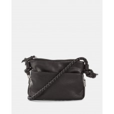 Joanel Boat Rope Women's Crossbody Black