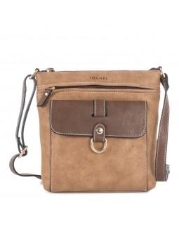 Joanel Bridget Crossbody Bag Tan