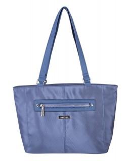 Roots 73 Lunch Handbag Light Blue