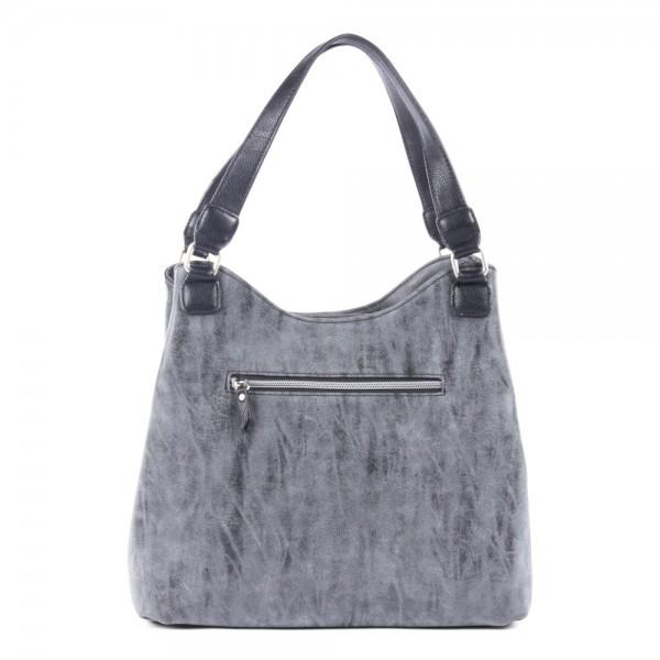 Mouflon Journey Tote Bag Black