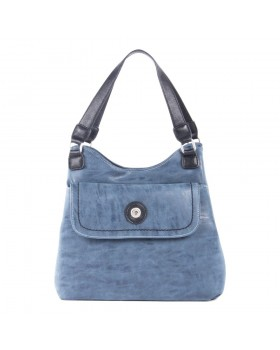 Mouflon Journey Tote Bag Blue / Black