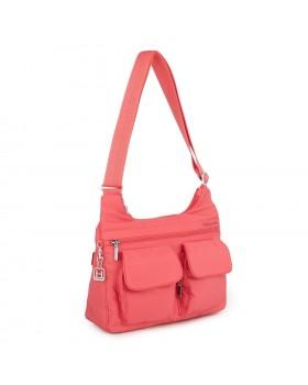 Hedgren Shoulder Bag Inner City Prairie Rose / Pink
