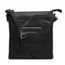 KGB Studio Crossbody Handbag Dona Black