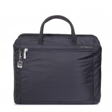 Hedgren Briefcase Inner City Essence Black