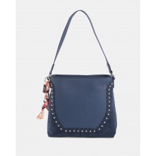 Joanel Pixie Hobo Bag Blue