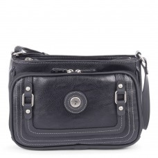 Mouflon Generation Camera Bag with Front Organiser Black