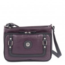 Mouflon Generation Camera Bag with Front Organiser Wine