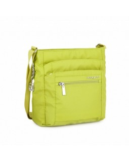 Hedgren Crossover Bag Inner City Orva Dark Lime