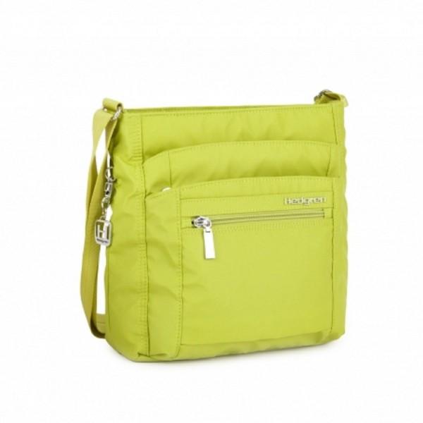 Hedgren Crossover Bag Inner City Orva Dark Lime