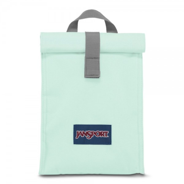 Jansport Rolltop Lunch Bag Brook Green