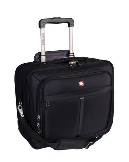 """Swiss Gear Wenger 15.6"""" Laptop Business Traveler Roller"""