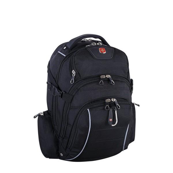 Swiss Gear Rainproof Backpack Fits 15.6 to 17.3-inch Laptop